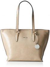 TamarisNeve Shopping Bag - Borsa shopper Donna , Beige (Sabbia), taglia unica