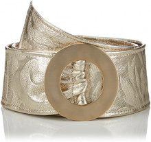MGM - Solaire, Cintura da donna, oro (gold hell 1), 85 cm (Taglia produttore: 85)
