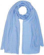 Pennyblack Tableau, Sciarpa Donna, Blu (Azzurro), Medium (Taglia produttore:M)