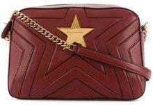 Stella McCartney - Stella Star shoulder bag - women - Polyurethane - One Size - PINK & PURPLE