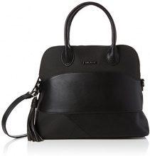Bulaggi Sallinger Handbag - cartella Donna, Schwarz, 29x14x33 cm (B x H T)