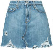 Nobody Denim - Piper Skirt Sass - women - Cotton - 29, 30 - BLUE