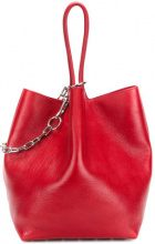 Alexander Wang - Borsa tote 'Roxy Large' - women - Leather - One Size - RED