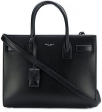 Saint Laurent - Sac De Jour tote - women - Leather - OS - Nero