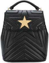 Stella McCartney - Zaino 'Stella Star' - women - Artificial Leather - One Size - BLACK