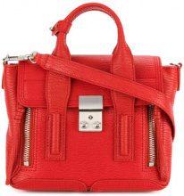 3.1 Phillip Lim - Borsa 'Pashli mini' - women - Leather - One Size - RED