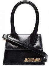 Jacquemus - Borsa mini 'Le Sac Chiquito' - women - Leather - OS - BLACK