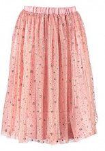 Nichole Tulle Star Midi Skirt