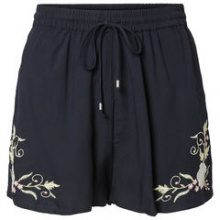 VERO MODA Feminine Shorts Women Blue