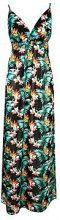 Martha Tropical Beach Dress