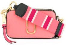 Marc Jacobs - Borsa Snapshot piccola - women - Polyurethane - One Size - PINK & PURPLE