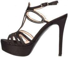 Sandali Pedro Rodriguez  3010 Sandalo Elegante Donna Nero