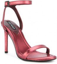 Senso - Sandali 'Tyra II' - women - Kid Leather/Synthetic Resin - 35, 36, 37, 38, 39, 40, 41, 42 - RED
