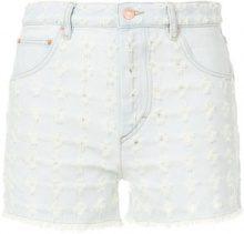 Isabel Marant Étoile - Shorts in denim - women - Cotton - 34, 36, 38, 40 - BLUE