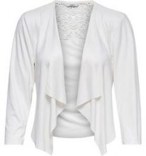 ONLY Faux Suede Jacket Women White