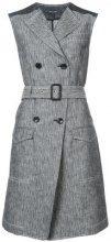 Derek Lam - Sleeveless Trench Dress - women - Cotone - 38, 42, 36, 40, 44, 46, 48 - Blu