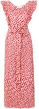 La Doublej - Vestito con stampa - women - Silk - XS, M, L, XL - PINK & PURPLE