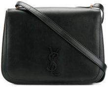 Saint Laurent - medium Spontini satchel bag - women - Leather - One Size - BLACK