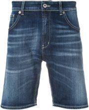 Dondup - Shorts con bordi grezzi - men - Cotton/Polyester/Spandex/Elastane - 29, 30, 31, 32, 33, 34, 35, 36, 38 - BLUE
