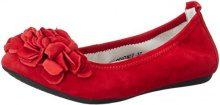 Andrea Conti 0097407, Ballerine Donna, Rosso (Rot 021), 41 EU