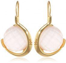 Misis Donna-OrecchiniPienza Argento 925 opale rosa3.5 cm - OR07939R