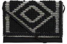PIECES Detailed Crossbody Bag Women Black