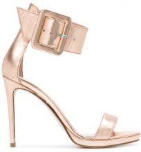 Anna F. - Sandali con fascia alla caviglia - women - Patent Leather/Leather - 35.5, 36, 39, 39.5 - PINK & PURPLE