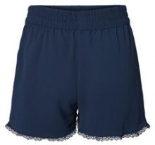 VERO MODA 2-pack Lace Shorts Women Black