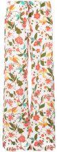 Figue - Pantaloni a palazzo 'Ipanema' - women - Silk/Lurex - XS - Multicolore