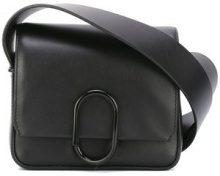 3.1 Phillip Lim - mini Alix crossbody bag - women - Calf Leather - One Size - Nero