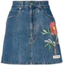 Gucci - Minigonna di denim - women - Cotton - 38, 40, 42 - BLUE