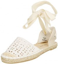 New Look Motion, Sandali Punta Chiusa Donna, Off-White (Off White 12), 38 EU
