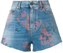 - Saint Laurent - Shorts denim - women - Cotone - 25, 26, 27, 28, 29 - Blu