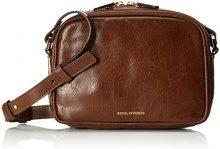 Royal RepubliQ Essential Eve Bag, Donna Borse a spalla, Marrone (Hazel Brown) 6.5x14.5x20 cm (B x H x T)
