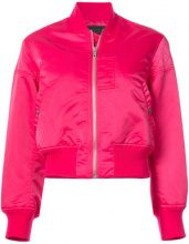 Rag & Bone - Wesley bomber jacket - women - Nylon - S, XS, M - PINK & PURPLE