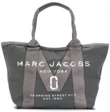Marc Jacobs - logo tote bag - women - Polyester - One Size - GREY