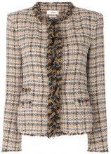 Isabel Marant Étoile - Nawell tweed jacket - women - Cotton/Viscose/Polyamide/Polyester - 38, 40, 42, 44, 36, 34 - MULTICOLOUR
