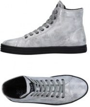 HOGAN REBEL  - CALZATURE - Sneakers & Tennis shoes alte - su YOOX.com