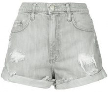 Nobody Denim - Shorts 'Waltz' - women - Cotton - 27, 32 - GREY