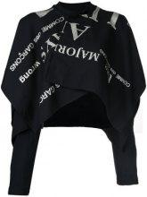 Comme Des Garçons Vintage - Conformity blazer - women - Wool - OS - BLACK