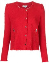 Iro - Giacca in tweed - women - Cotton - 38, 40, 42, 44, 36 - RED