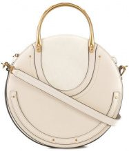 Chloé - Borsa tote 'Pixie' - women - Leather - One Size - NUDE & NEUTRALS