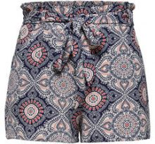 ONLY Printed Shorts Women White