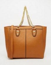 ASOS - Maxi borsa con manico a catena
