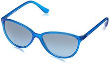 Vogue Occhiali da sole Mod.2940S Transparent electric blue/Blue gradient, 58