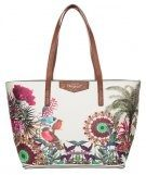 SAN FRANCISCO TROPIC - Shopping bag - crudo
