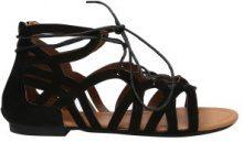 Sandali con lacci ghillie