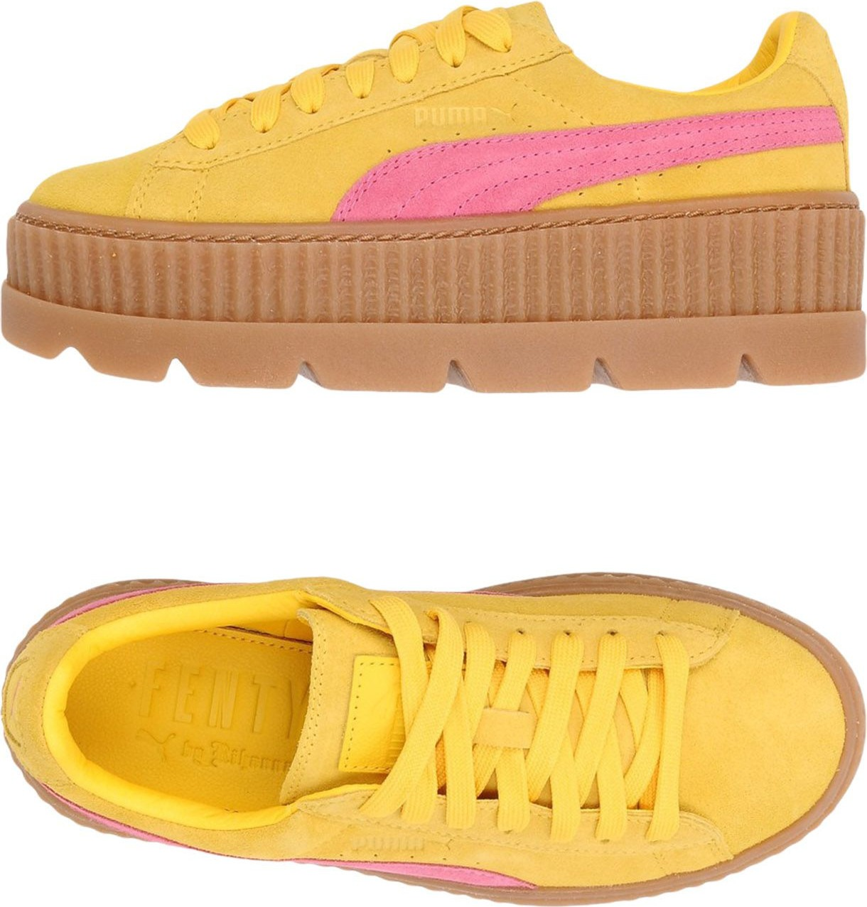 b6274ec178 FENTY PUMA by RIHANNA - CALZATURE - Sneakers & Tennis shoes basse ...