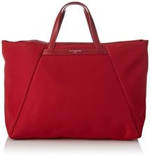 Le Tanneur Noemie Tnao1020 - Borse a mano Donna, Rosso (Amour), 15x26x42 cm (W x H L)
