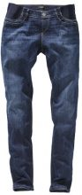 Noppies - Pantaloni Premaman slim fit, donna Blu (Blau (used wash 52)) 46 IT (32W/32L)